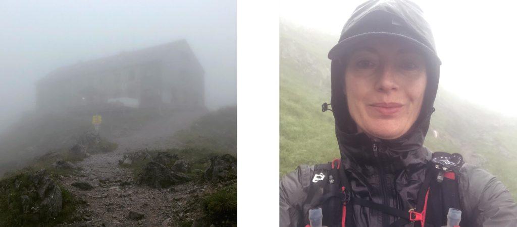Trailrunning Lamsenjochhütte