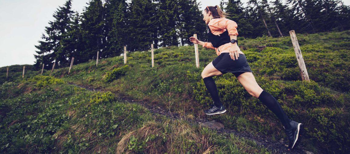 Trailrunning mit Garmin Forerunner