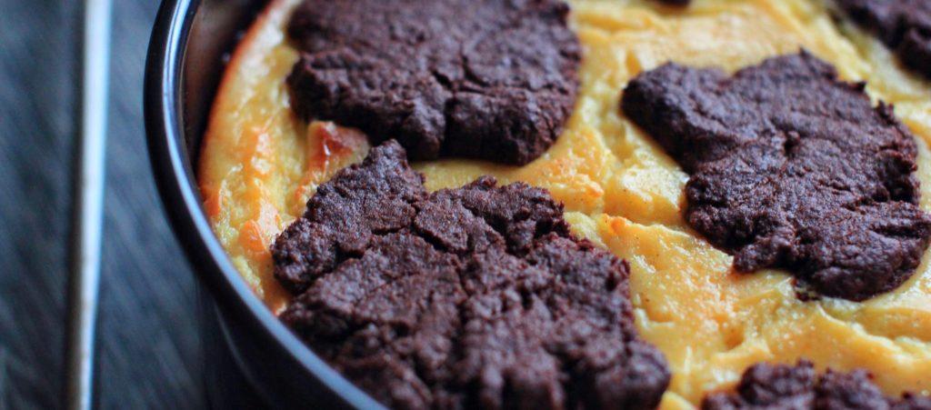 Russischer Zupfkuchen gebacken